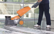Floor cleaning training